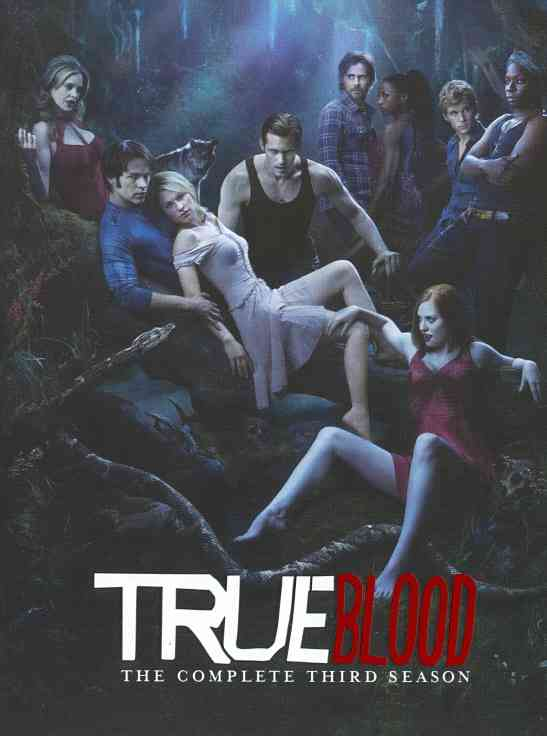 TRUE BLOOD:COMPLETE THIRD SEASON BY TRUE BLOOD (DVD)