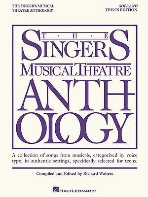 Singer's Musical Theatre Anthology By Walters, Richard (COM)